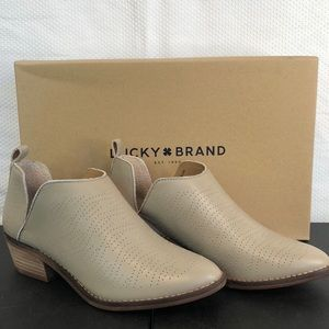 Lucky Brand Fayth Ankle Boot